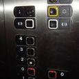 ロンドンのエレベーター