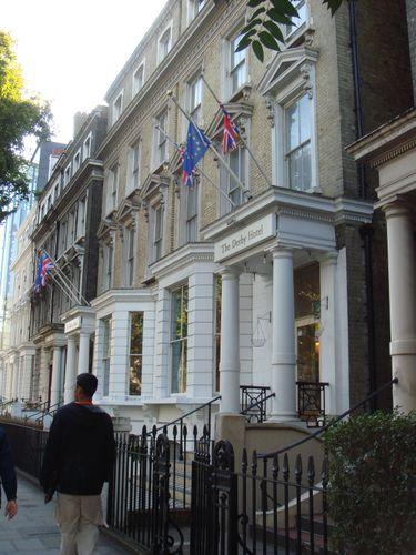 Derby Hotel Kensington