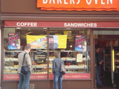 アールズコート ロンドン サンドイッチ屋