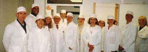 タリン エストニア チョコレート工場