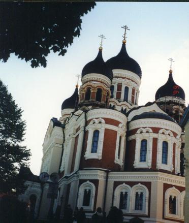 エストニア タリン ロシア正教会