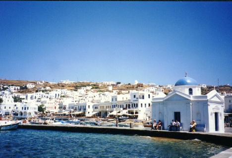 ミコノス ギリシャ エーゲ海
