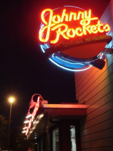 Johnny Rocket@ロサンゼルス ファーマーズマーケット