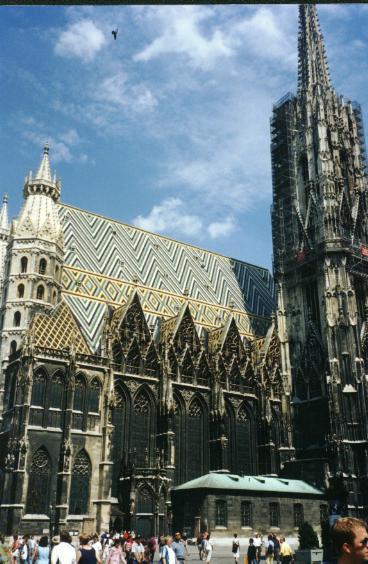 ウィーン 教会
