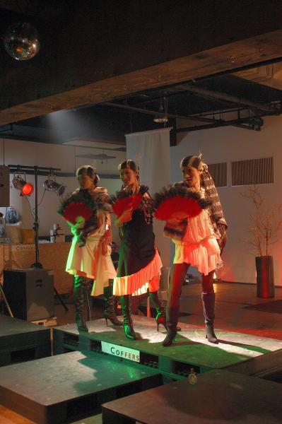 序 「秘すれば花」 Coffers Fashion Show-2