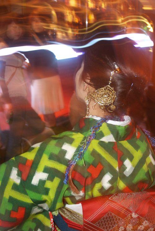 美しい日本 着物Kimono@SEEDS Tokyo Impact