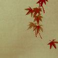水墨画紅葉 Sumi-e Momiji 国画紅葉