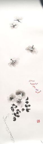 芙蓉-Flower Butterfly